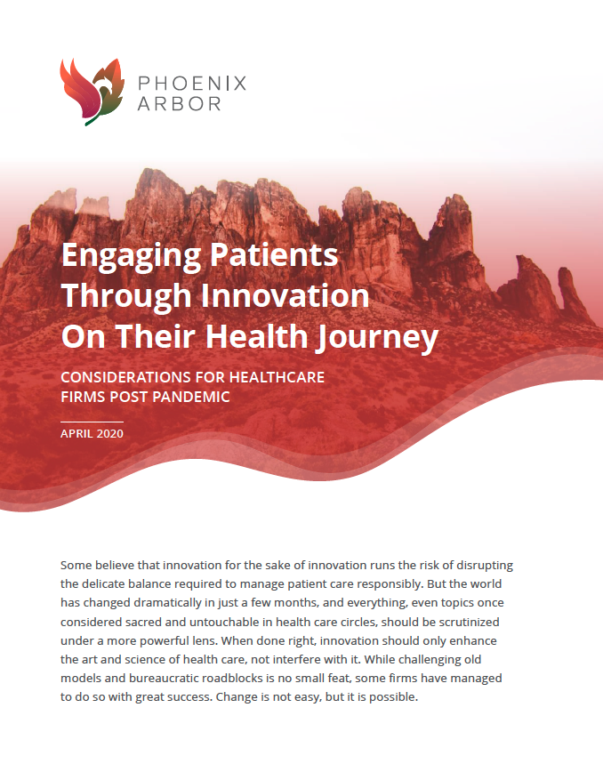Engaging Patients Through Innovation